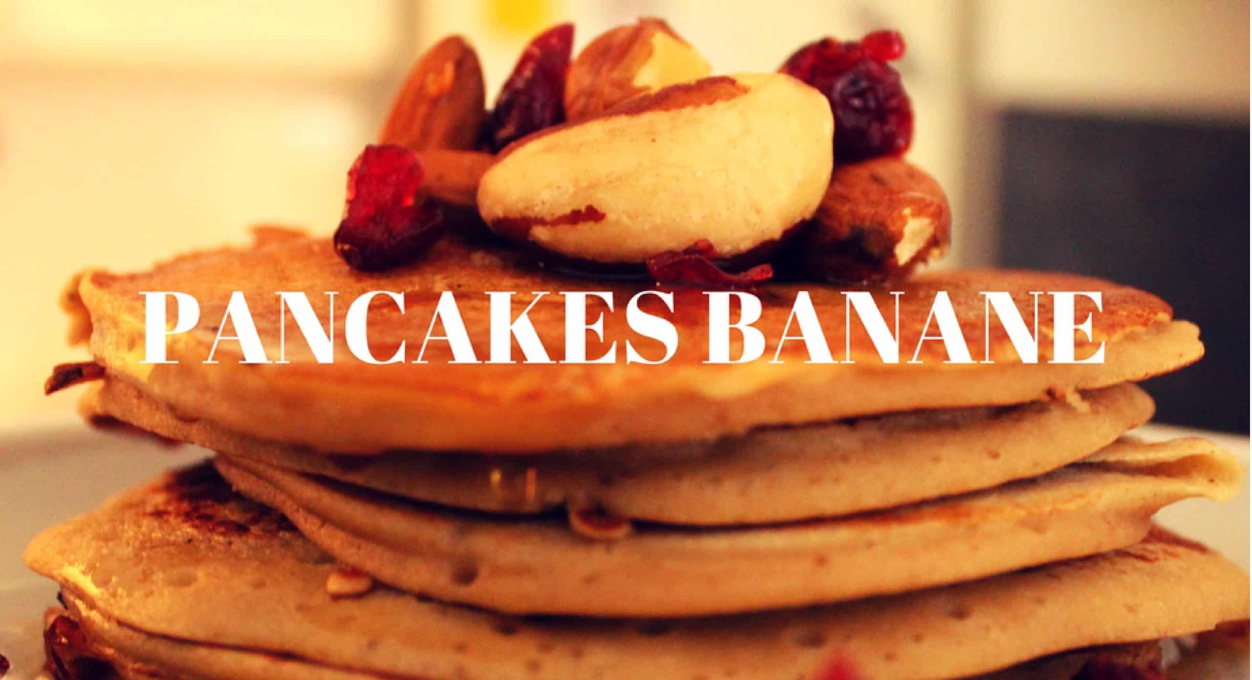Tuto Pancakes hyperprotéinés