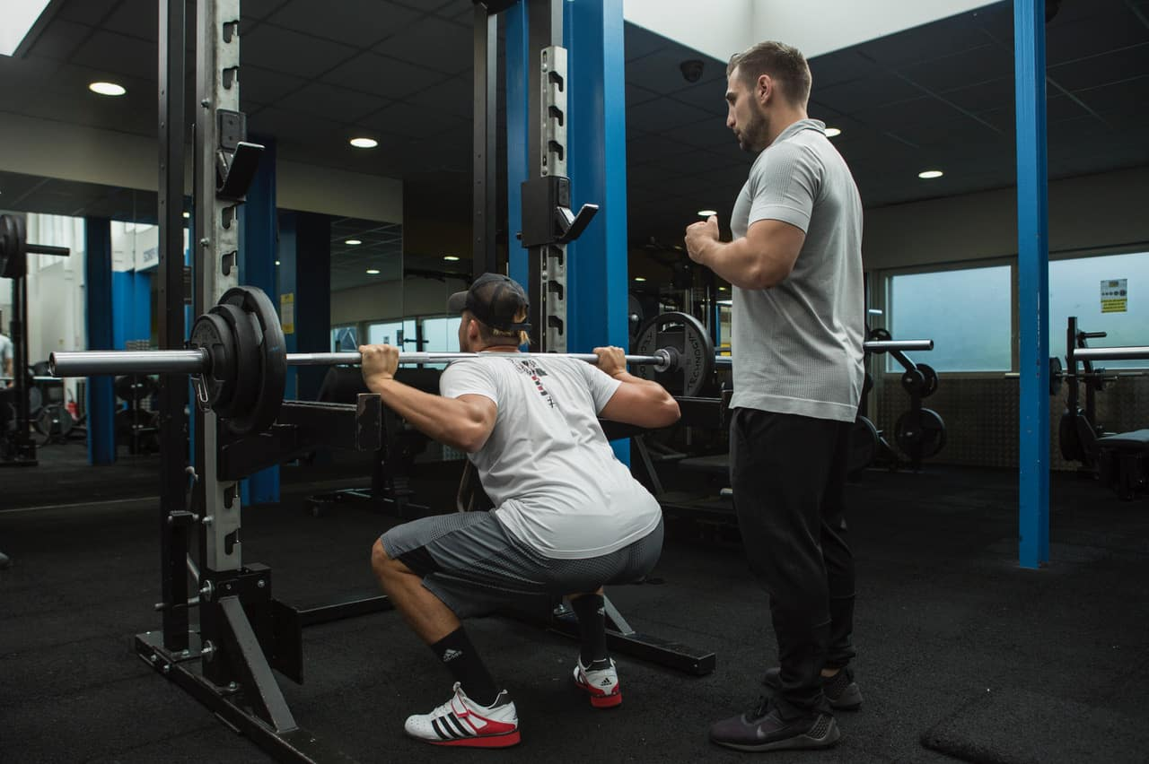 coach tigerfit conseil eleve squat salle sport lyon